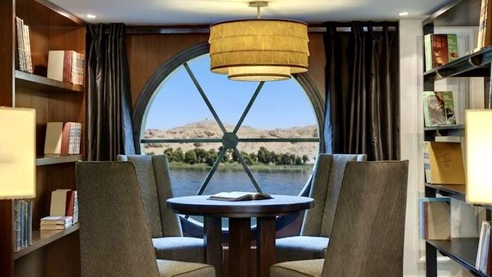 6 Night Nile Cruises