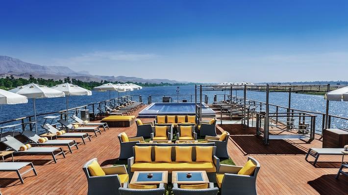 Long Nile Cruises