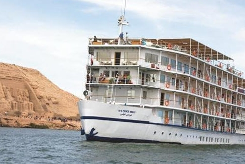 MS Movenpick Abbas Lake Nasser Cruise