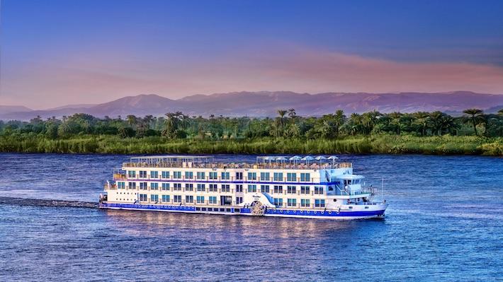 Nile Cruise Ships