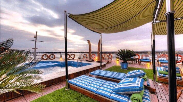 Nile Cruises From Aswan