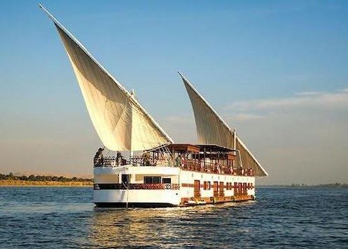Princess Donia Dahabiya Nile Cruise