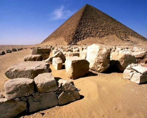 Pyramids of Dahshur