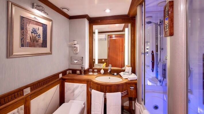 Sonesta St George - Bathroom