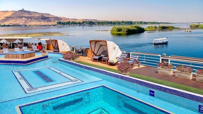 Sonesta St George Luxor Cruise - Pool