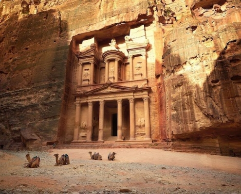 Egypt and Jordan Tours