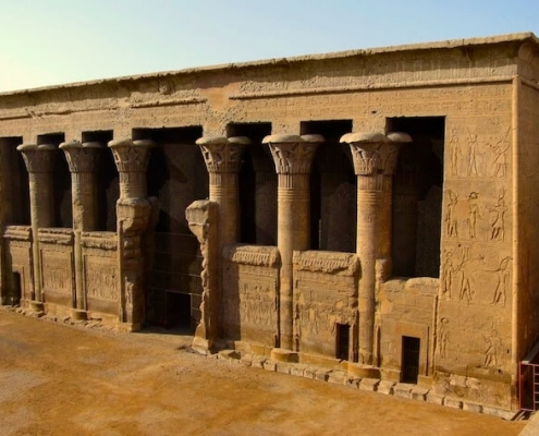 Temple of Hathor at Dendera