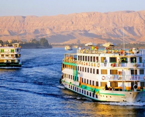 Egypt Nile Cruise and Stay