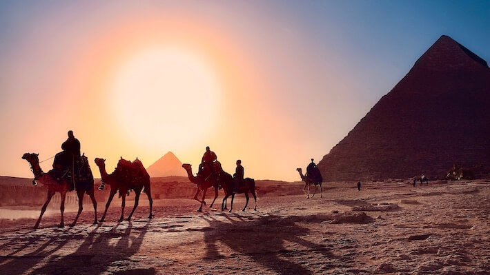 Nile Cruise and Stay in Cairo
