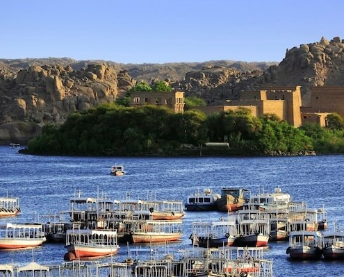 Places to Visit in Lake Nasser