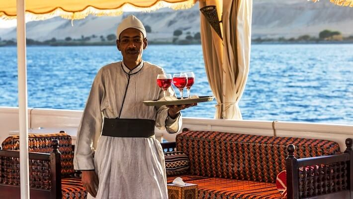 Amoura Dahabiya Nile Cruise