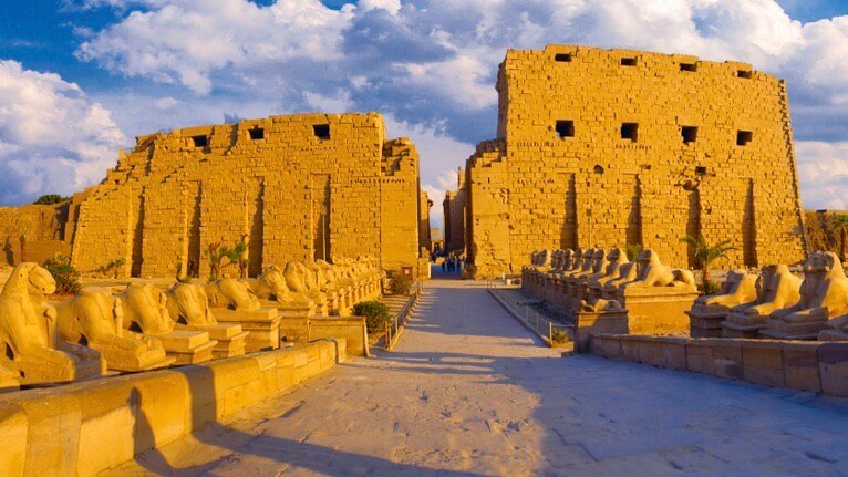 Middle East Tour - Karnak Temple