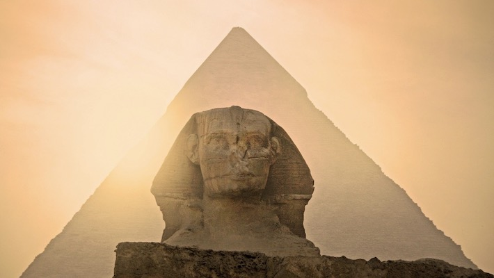 Egypt Tours Packages from USA - The Great Sphinx, Giza