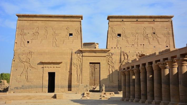 Egypt Tours from Australia - Philae Temple