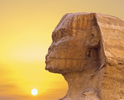 Egypt Tours from Canada - The Great Sphinx
