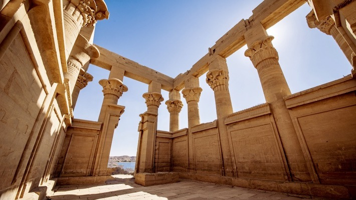 Egypt Tours from Malaysia - Temple at Philae