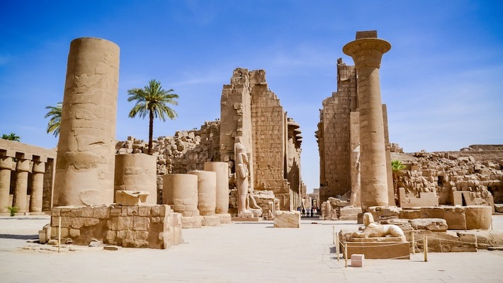Egypt Tours from South Africa - Karnak Temple Complex, Luxor