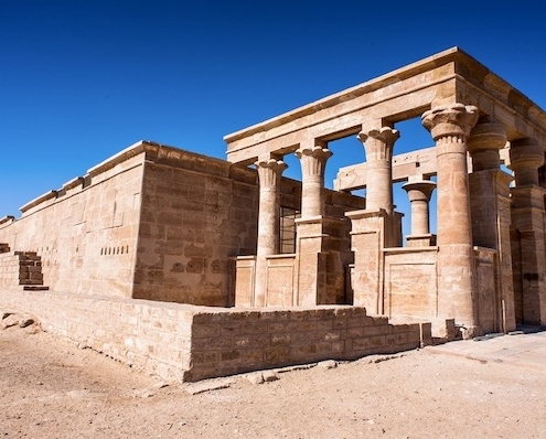 Vacations to Egypt from USA - Temple of Hibis