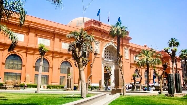 Egypt Luxury Private Tours - Egyptian Museum of Antiquities