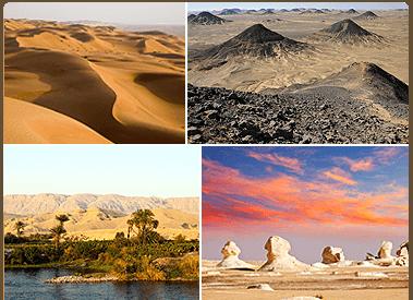 sites sahara desert